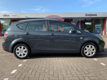 Seat Altea XL 1.6 Stylance-€ 99 p/m- Climate-Cruise-16
