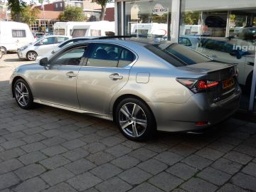 Lexus GS 300H 2.5 Hybride Luxury Line