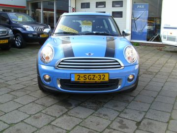 MINI Clubman 1.6 ONE PEPPER NAVI + 6 MND BOVAG
